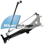 Wiper Linkage Honda Accord 1990 1991 1992 1993